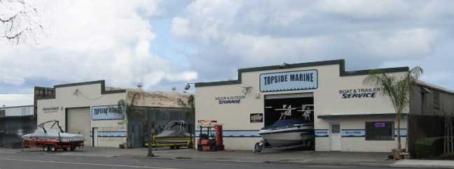 Picture of Topside Marine facilities