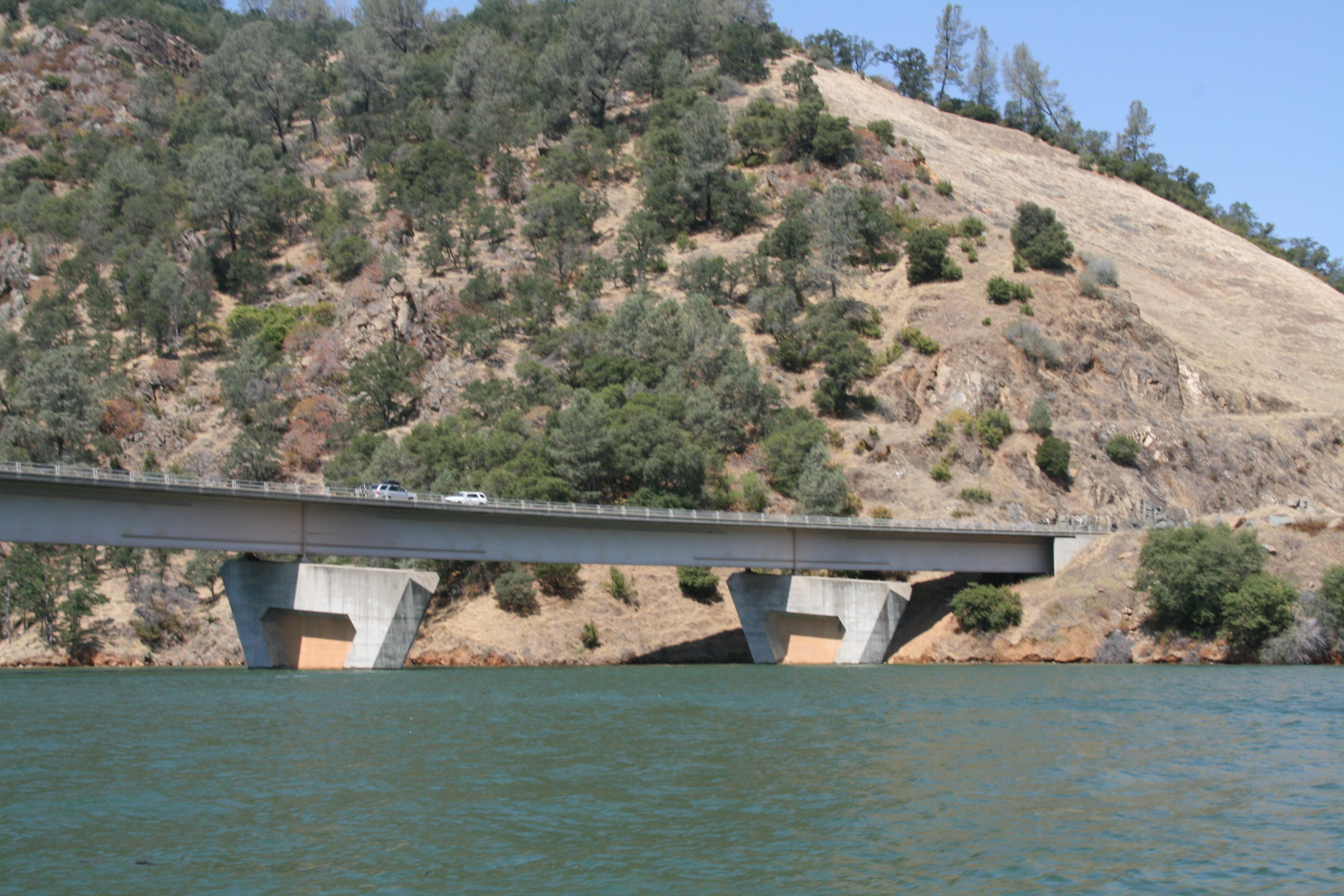 Lake Don Pedro 2011